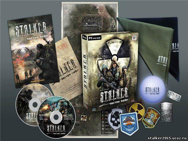 STALKER: Clear Sky Коллекционное издание S.T.A.L.K.E.R. Киев - изображение